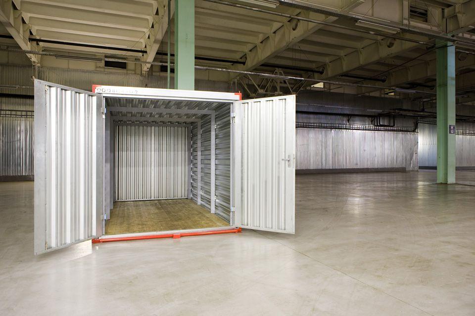 Складской контейнер